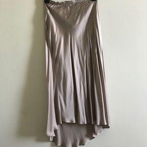 Zara   Asymmetrical Skirt